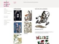 Le site de  Benoit Jacques, Illustrateur Editeur