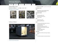 Le site de  Christian Bonnefoi, Peintre