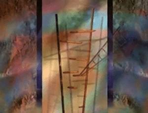 1993-1994 - 5 échelles animées - Musique G.Parésys