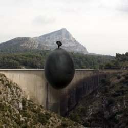 Ste Victoire au Ballon Noir