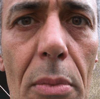 Autoportrait à Nannay