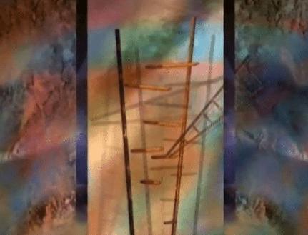 1993-1994 – 5 échelles animées – Musique G.Parésys