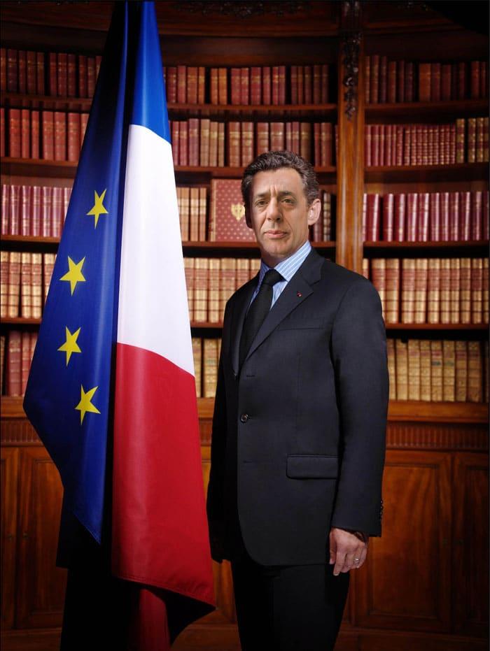 Autoportrait au Président